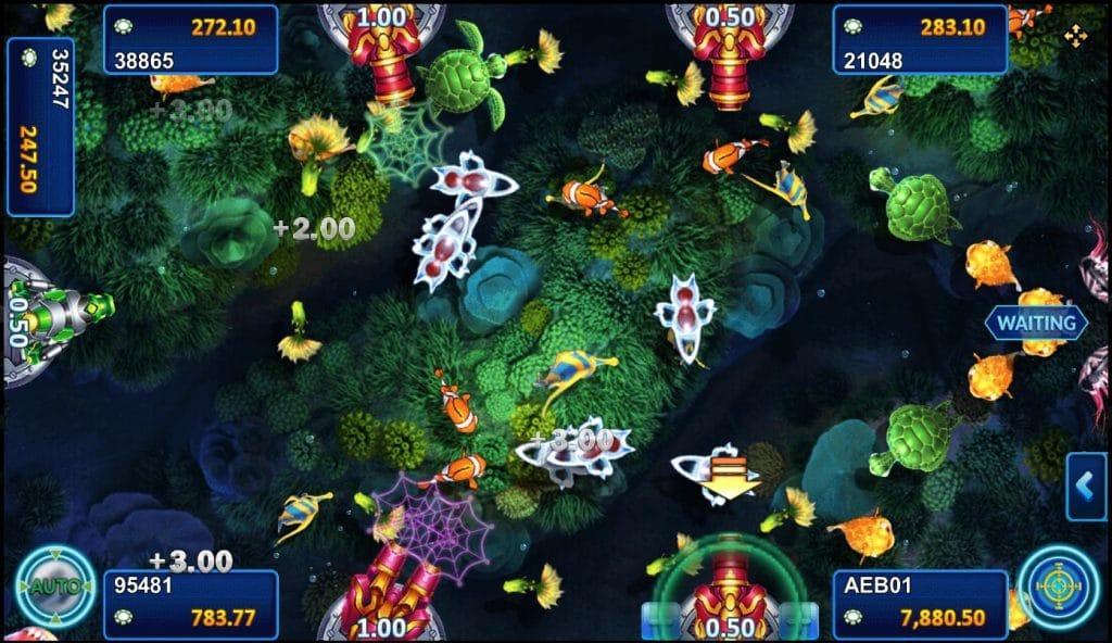 เกมยิงปลา Slotxo